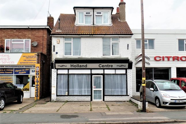 Thumbnail Detached house for sale in Boscombe Court, Frinton Road, Holland-On-Sea, Clacton-On-Sea
