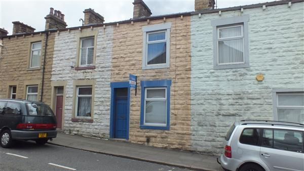 Thumbnail Terraced house to rent in Albion Street, Nelson
