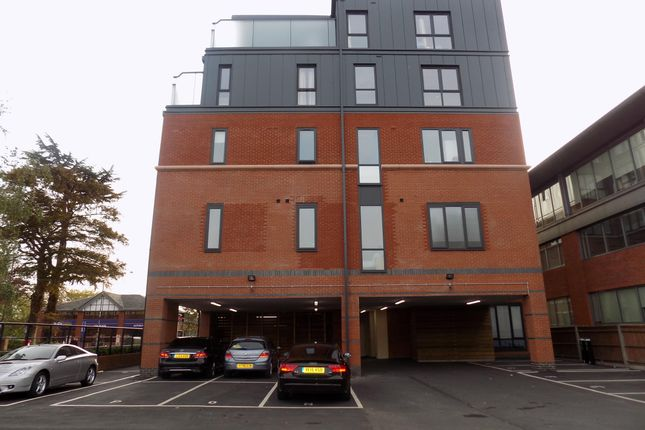 Thumbnail Flat to rent in Mercury House, Bath Road, Slough