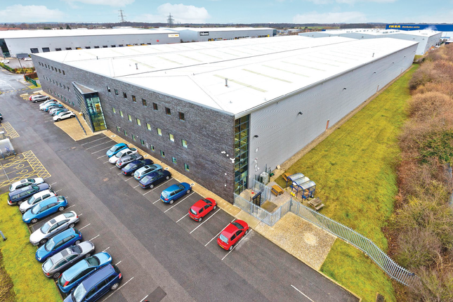 Thumbnail Warehouse to let in Aspect, Doncaster