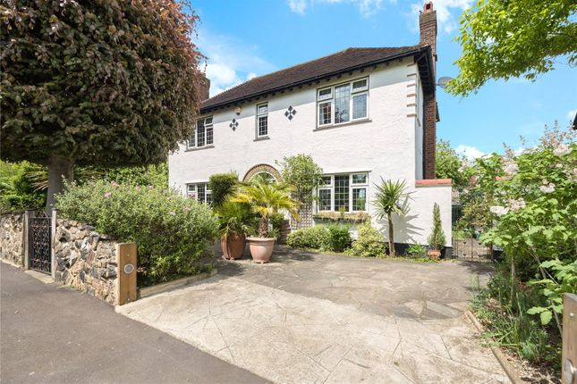 Thumbnail Detached house for sale in Sandy Hill Road, Wallington