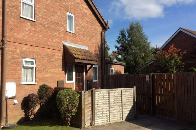 Thumbnail Terraced house to rent in Pomona Way, Driffield, Driffield