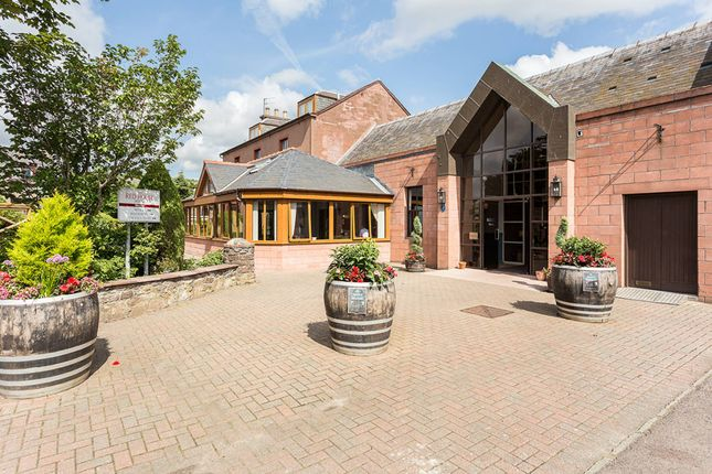 Thumbnail Commercial property for sale in Station Road, Coupar Angus, Blairgowrie