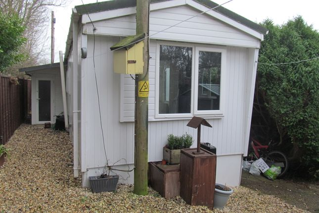 Thumbnail Mobile/park home for sale in Haygrove Park (5852), Trull, Taunton, Somerset, 7Ld