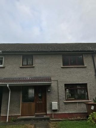 Thumbnail Terraced house to rent in Strowan Square, Grangemouth