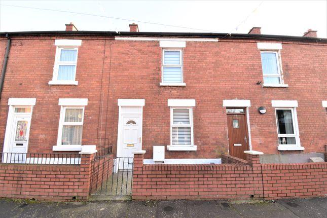 Thumbnail Terraced house for sale in Benburb Street, Belfast