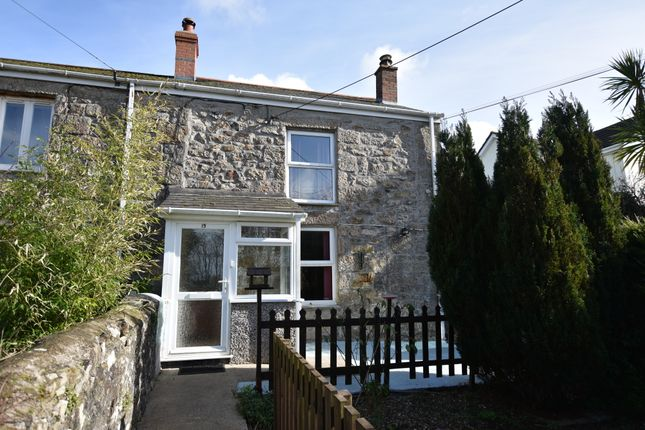 Thumbnail End terrace house for sale in Higher Penponds Road, Higher Penponds, Camborne, Cornwall