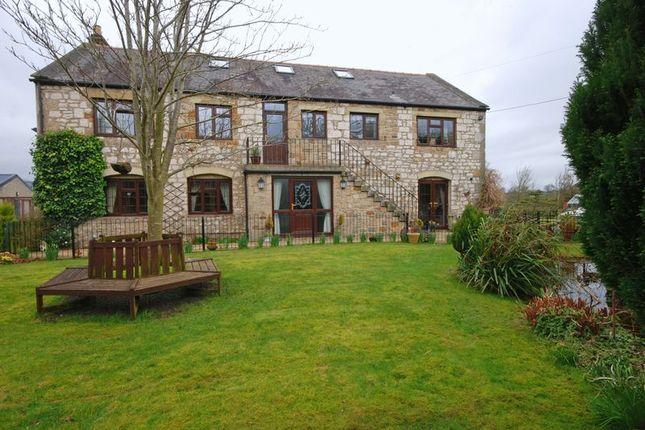 Thumbnail Detached house for sale in Gunnerton, Hexham