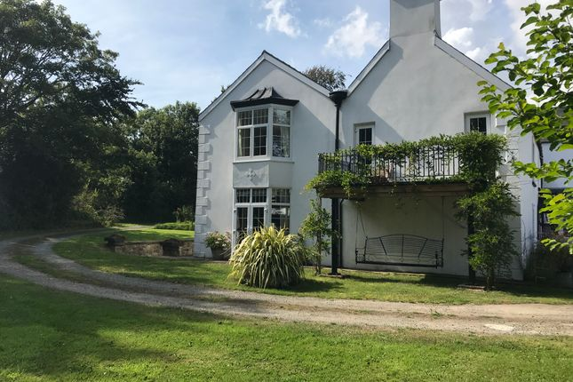 Thumbnail Country house for sale in Johnston, Haverfordwest