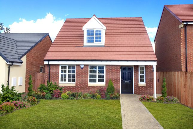 Thumbnail Detached bungalow for sale in Off The Grove, Walton, Wakefield