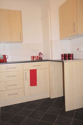 Thumbnail Flat to rent in Hallcourt Crescent, Cannock
