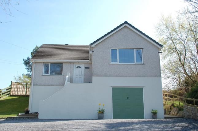 Thumbnail Detached house for sale in Bwlch, Benllech, Anglesey, North Wales
