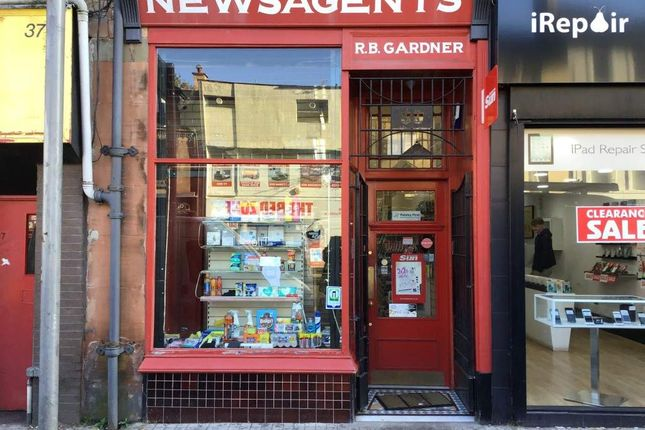 Retail premises for sale in Causeyside Street, Paisley