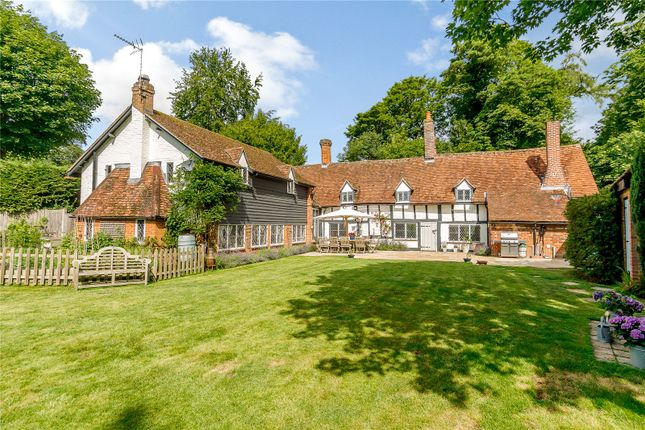 5 bed property for sale in Ayot St. Lawrence, Welwyn, Hertfordshire AL6