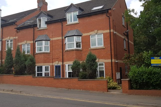 Thumbnail Flat for sale in Washbrook Road, Rushden