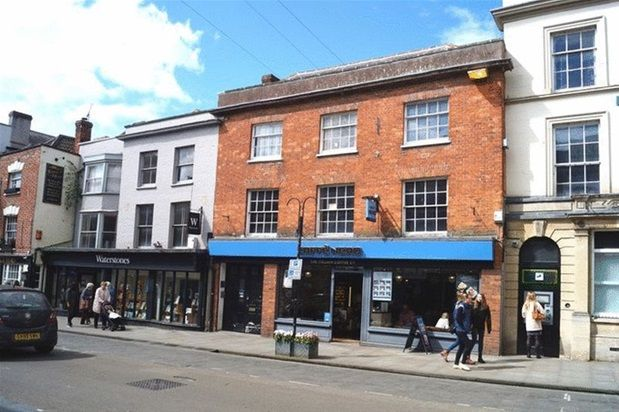 Thumbnail Property for sale in High Street, Wells