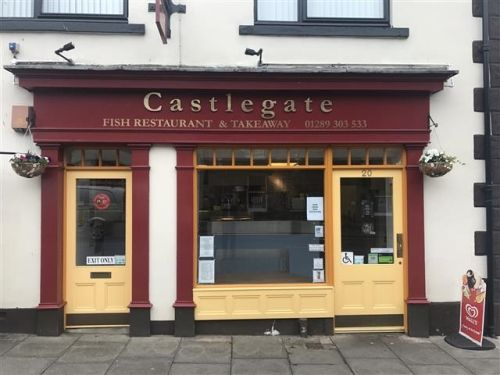 Thumbnail Retail premises for sale in Berwick Upon Tweed, Northumberland