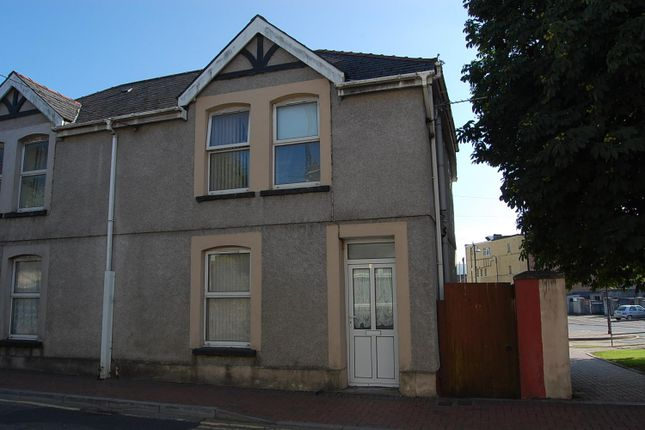 Thumbnail Semi-detached house to rent in High Street, Ammanford