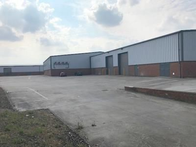 Thumbnail Warehouse to let in Plot 2 Zone 1, Tetron Point, Swadlincote, Derbyshire