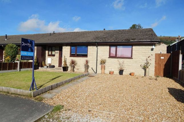 Thumbnail Semi-detached bungalow for sale in Devonshire Drive, Chinley, High Peak