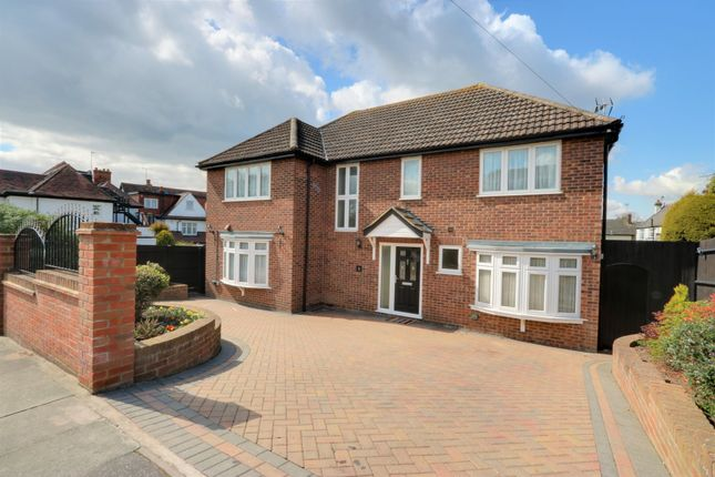Thumbnail Detached house for sale in Seymour Road, Westcliff-On-Sea, Essex