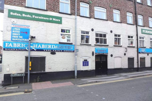 Thumbnail Commercial property for sale in Pickford Street, Macclesfield