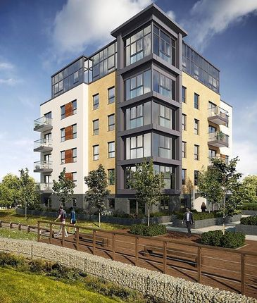 Thumbnail Flat for sale in Padworth Avenue, Reading