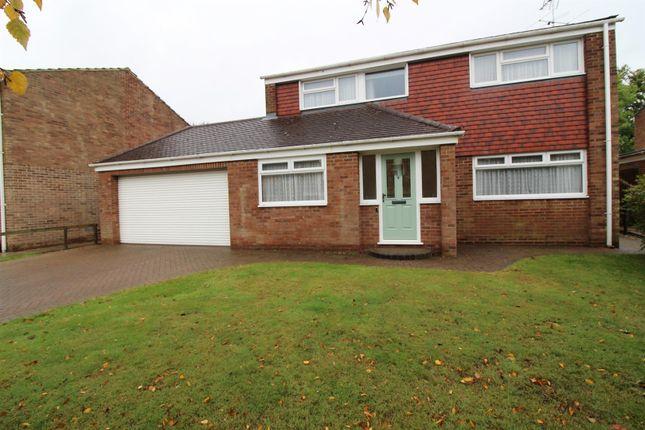 Thumbnail Detached house to rent in Aldenham Close, Caversham, Reading