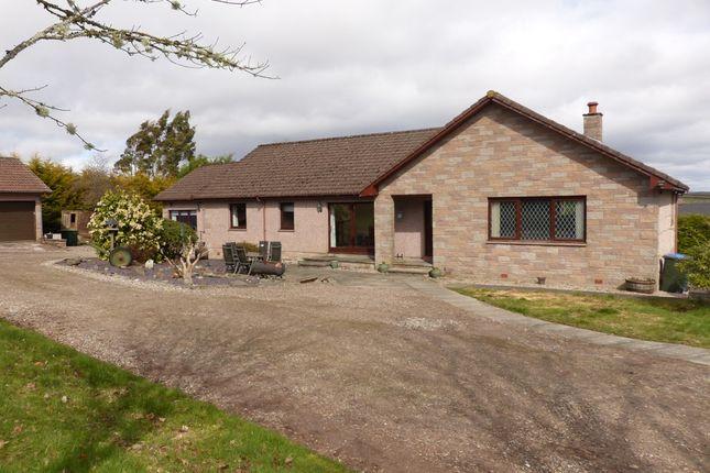 Thumbnail Detached bungalow for sale in Duncrievie, Glenfarg