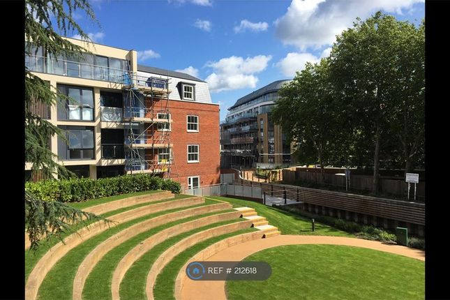 Thumbnail Flat to rent in St Ives Road, Maidenhead