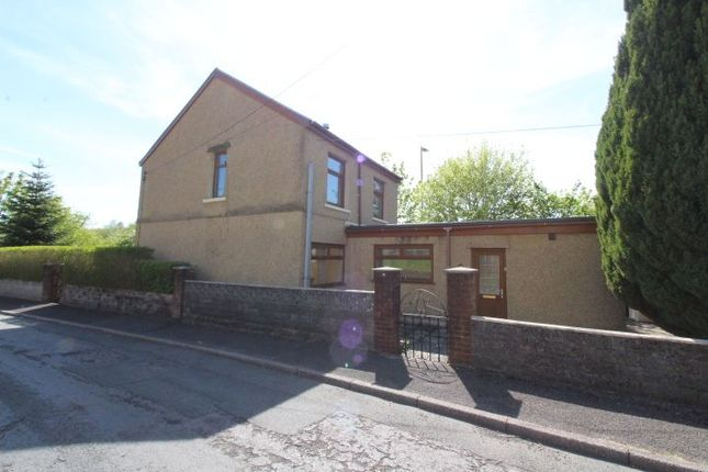 Thumbnail Detached house for sale in Bethel Avenue, Georgetown, Tredegar