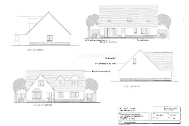 Land for sale in Well Place, Aberdare
