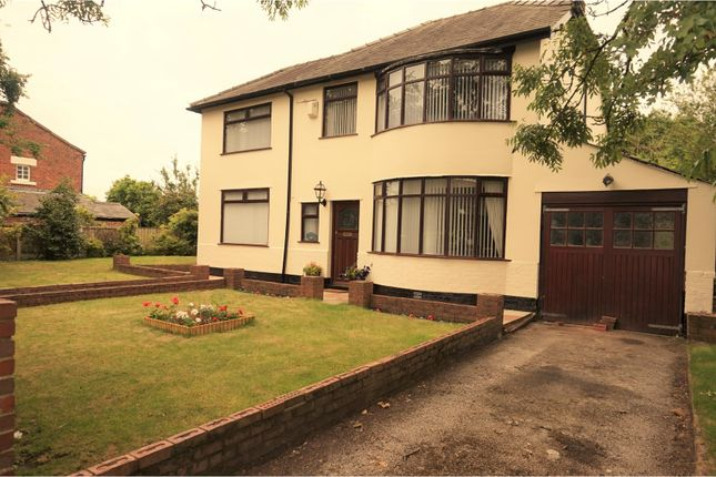 Thumbnail Detached house for sale in Church Road, Liverpool
