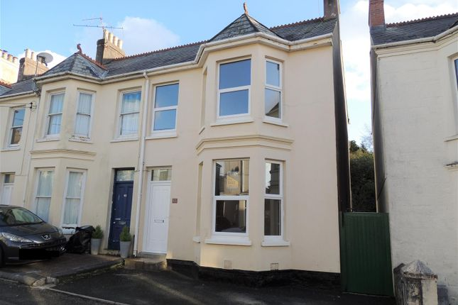 Thumbnail Semi-detached house to rent in Ranelagh Road, St. Austell
