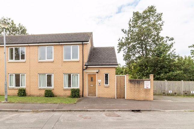 Flat for sale in Cross Place, Gabalfa, Cardiff