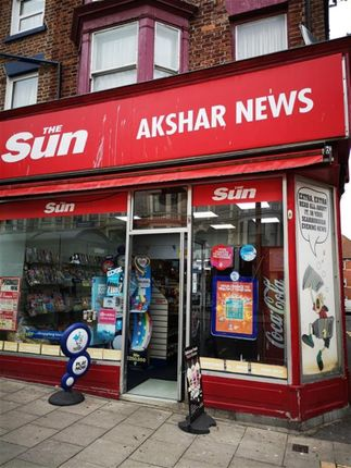Thumbnail Retail premises for sale in Well Established Newsagents In Town Centre YO11, North Yorkshire