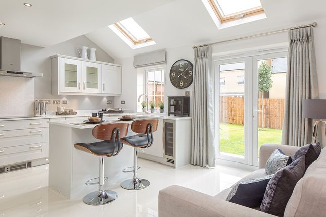 """Thumbnail Detached house for sale in """"Emerson"""" at Pye Green Road, Hednesford, Cannock"""