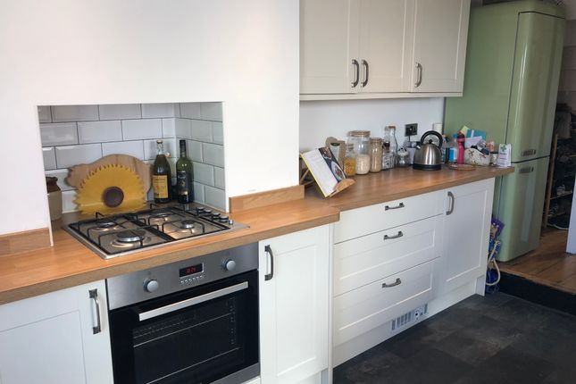 Thumbnail Terraced house to rent in Carew Terrace, Torpoint
