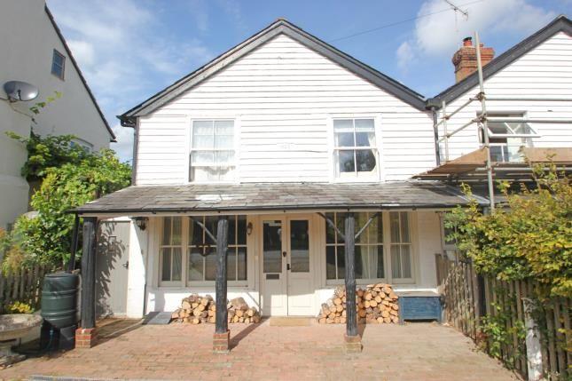 Thumbnail Semi-detached house for sale in Welcome Stranger, High Street, Flimwell, Wadhurst, Kent