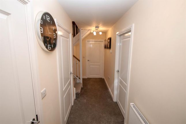 Entrance Hallway of St Dominic's Place, Hartshill, Stoke-On-Trent ST4
