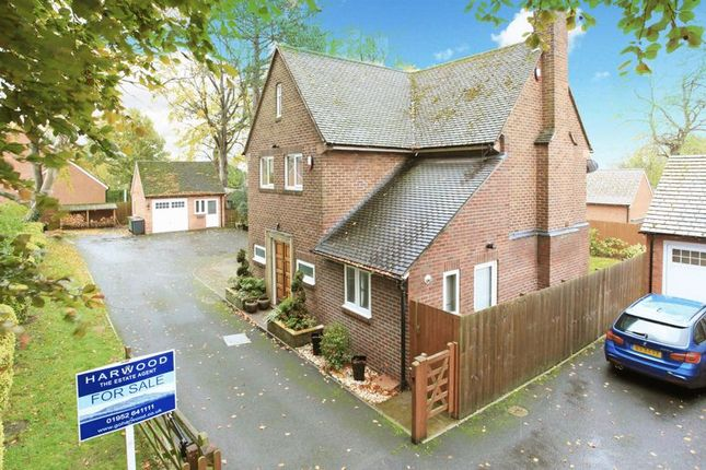 Thumbnail Detached house for sale in Sefton House, Sefton Gardens, Wellington, Telford