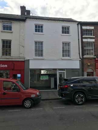 Thumbnail Retail premises to let in Broad Street, Welshpool