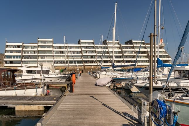 Thumbnail Flat for sale in Ocean Court, Richmond Walk, Stonehouse, Plymouth