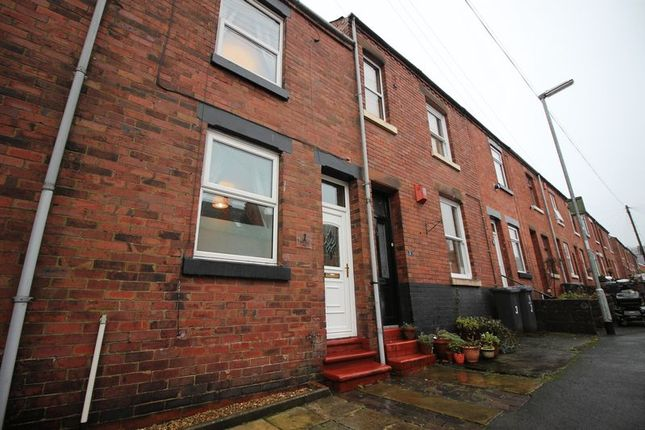 Thumbnail Terraced house for sale in North Avenue, Leek, Staffordshire
