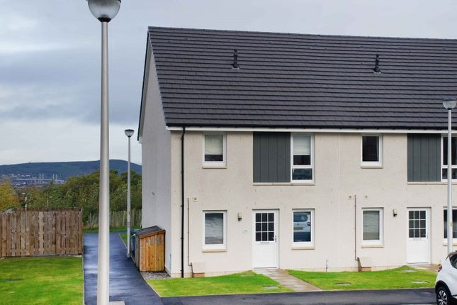 Thumbnail End terrace house for sale in Spey Avenue, Milton Of Leys, Inverness, Highland
