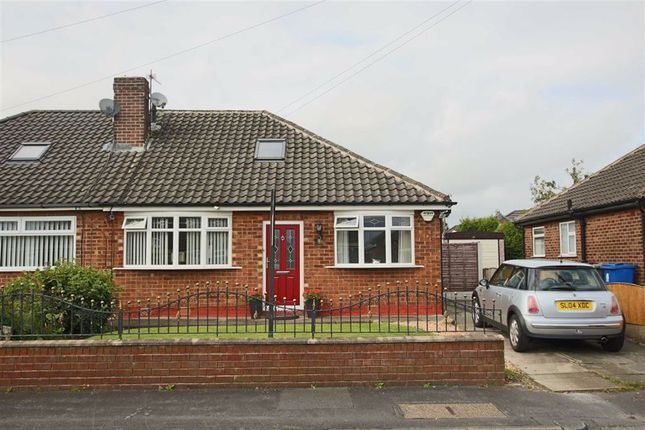 Thumbnail Semi-detached bungalow for sale in Conway Road, Hindley Green, Lancashire