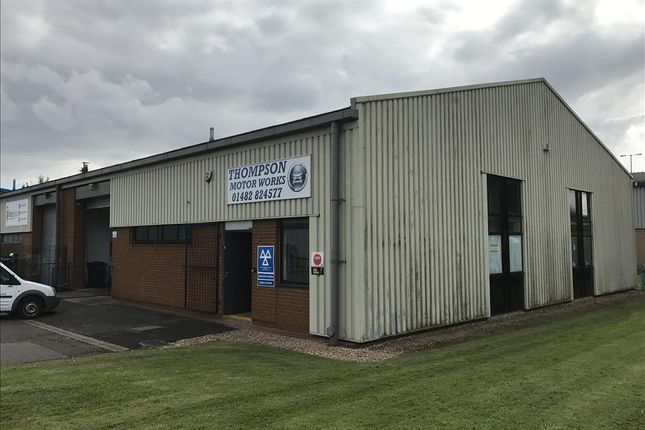 Thumbnail Commercial property for sale in Bergen Way, Hull