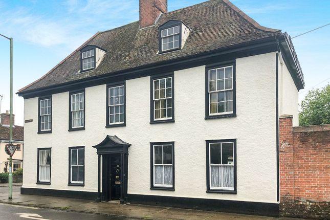 Flat for sale in Castle Street, Framlingham, Woodbridge