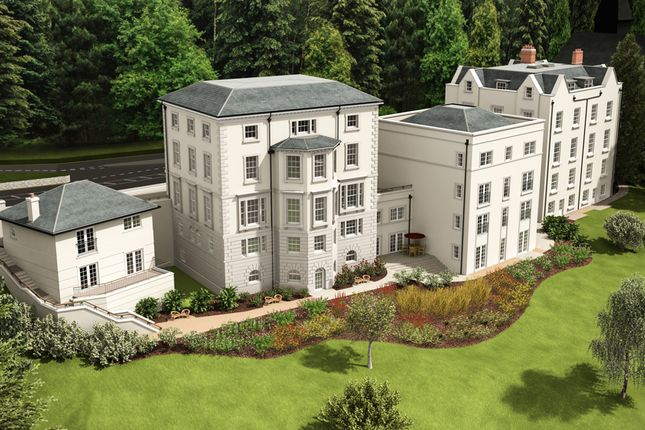 Thumbnail Flat for sale in Audley Ellerslie, 6 Southlands, Abbey Road, Malvern