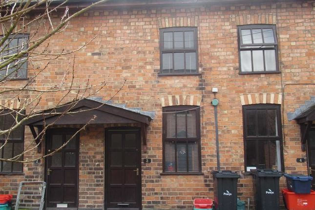 Thumbnail Terraced house to rent in 3, Victoria Square, Llanidloes, Powys